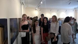 Студенты и преподаватели НГЛУ приняли участие в фотовыставке «Удивительная Хорватия»